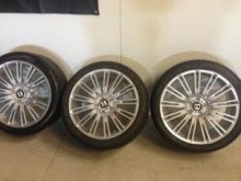Bentley Wheels Refurbished