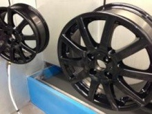 Black Alloy Wheels