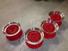 Split Rim Alloys Refurbished